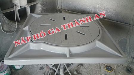 Báo giá nắp hố ga bằng composite tại Thành An