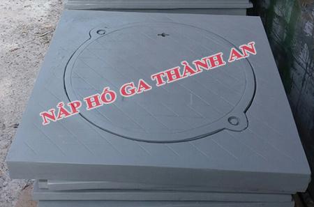 Hướng dẫn cách lắp đặt nắp hố ga composite