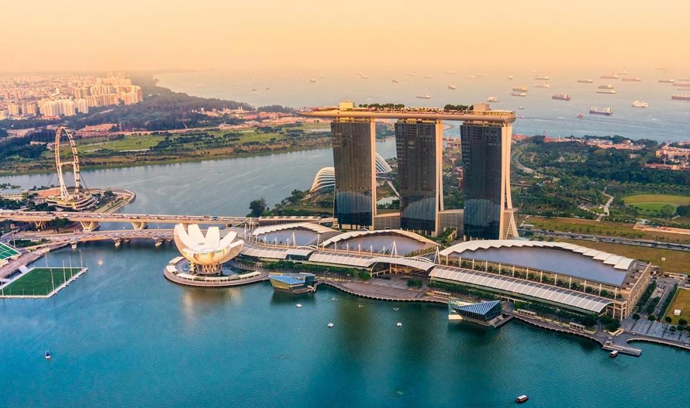 Hệ thống xử lý nước thải và thoát nước hiện đại của Singapore