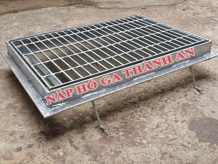 Tấm sàn grating, thép mã kẽm nhúng nóng, tam san grating giá rẻ