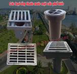 Ống thu nước mặt cầu